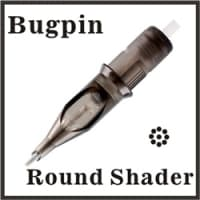 Round Shader - Bugpin 0.30mm Diameter X-long Taper