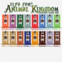 Animal Kingdom Sixteen Color Set .World Famous Tattoo Ink