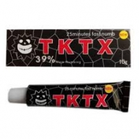Black TKTX 39%(Topical Anesthetic) 10gr