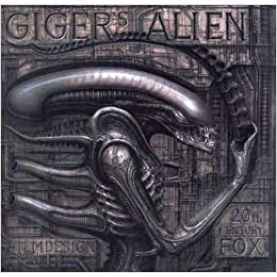 Giger's Alien Paperback – October 4, 1994