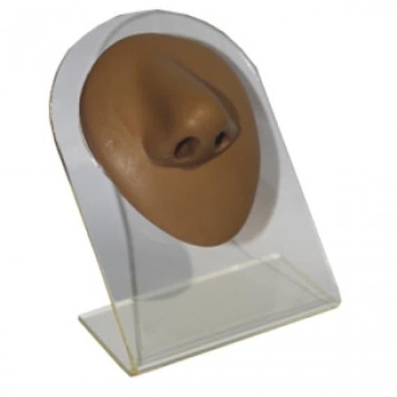 нос силиконовый