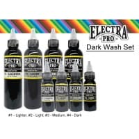 Lighter Grey Wash Set Electra-Pro  #1